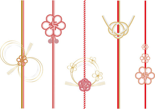 水引き:ライン 帯 水引 ご祝儀 結婚 ご祝儀袋 年賀 ワンポイント おしゃれ 和風 和柄 日本