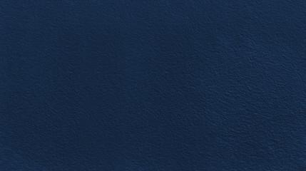 Grunge blue concrete wall texture background.