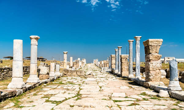 Laodicea on the Lycus, an archaeological site in western Turkey