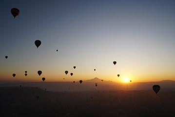 Hot Air Balloons - Cappadocia