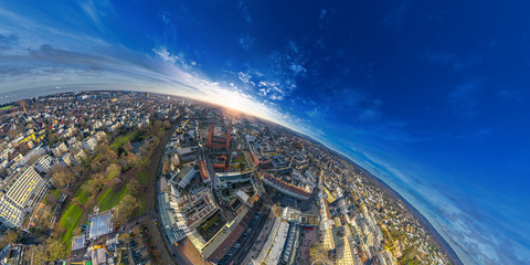 wiesbaden from above