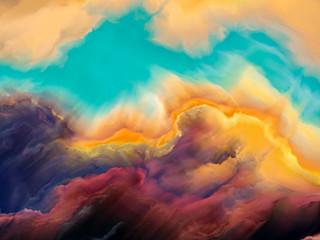 Fototapeta Spirit of Cloudscape