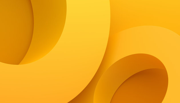 Abstract 3d render, modern geometric background, graphic design
