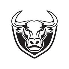 Bulls Head Logo