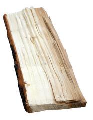 Poster de jardin Texture de bois de chauffage Wooden sliver as firewood