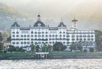 Des Iles Borromees Palace, Stresa, Italy
