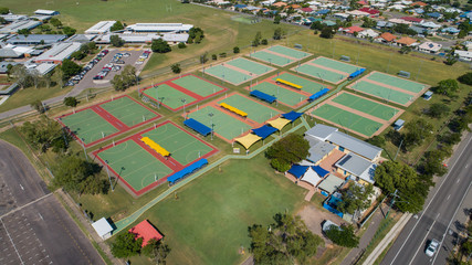 Townsville, Qld - Murray Netball Courts