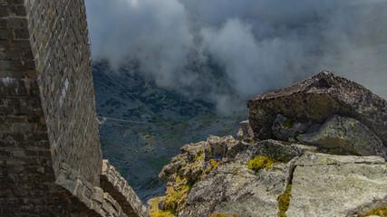 Kolej linowa na szczyt Łomnicy