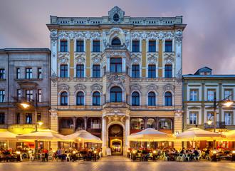 Fototapeta Piotrkowska Łódź