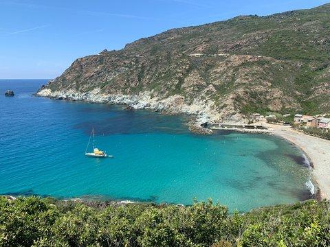 La Marine de Giottani au cœur du Cap Corse
