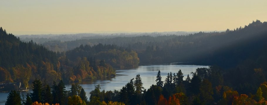Willamette River at West Linn, OR 4