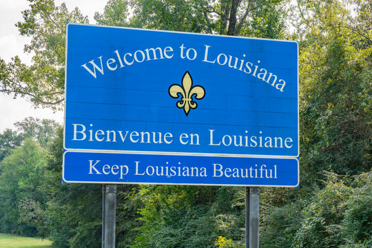Welcome to Louisiana Sign