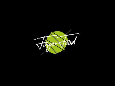 Finger Food Logo Design