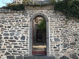 Door of an Old Church