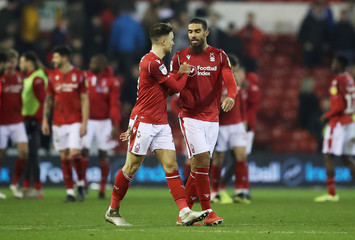 Championship - Nottingham Forest v Blackburn Rovers