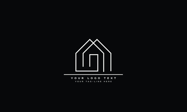 Real Estate logo Vector Template Design