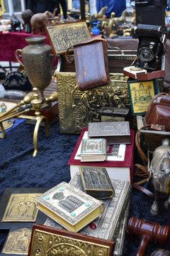 flea market, Jerusalem, old books, holy books, siddur, siddurim, prayer books