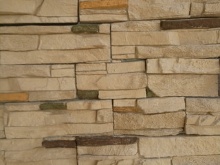 old texture stone wall brick background