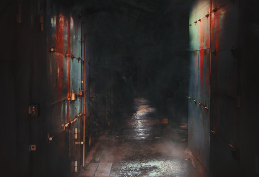 scary street horror movie, Mystic dangerous place