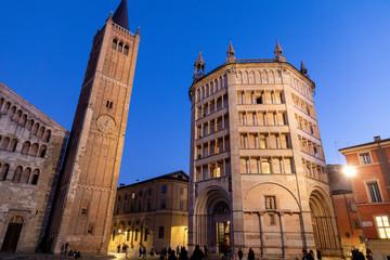 Piazza Duomo Parma