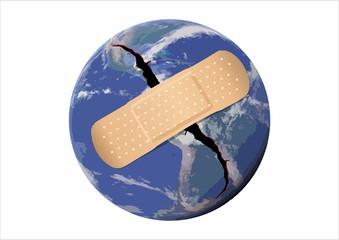 Fototapeta Earth Day obraz