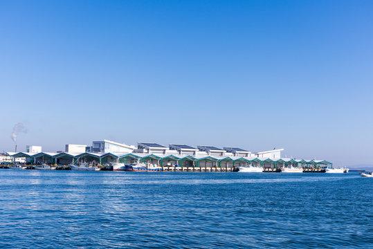 宮城 塩釜港