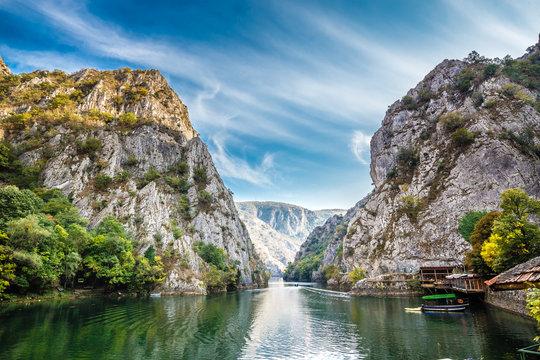 Matka Canyon -  Skopje, North Macedonia