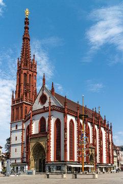 St. Mary's Chapel in Wurzburg, Germany