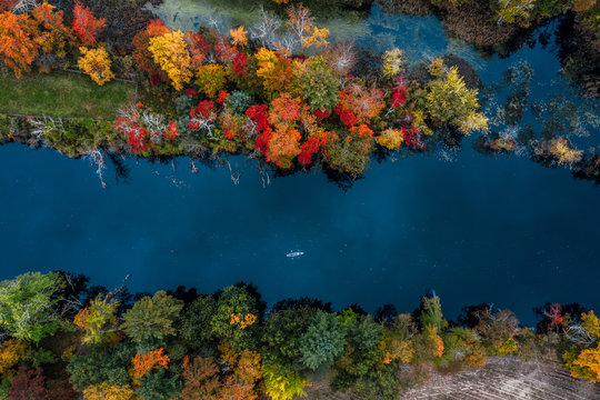 New England Autumn Splendor