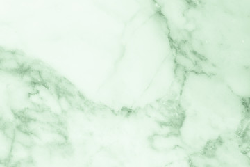 Green background white marble wall surface gray background pattern graphic abstract light elegant white for do floor plan ceramic counter texture tile silver background. Wall mural
