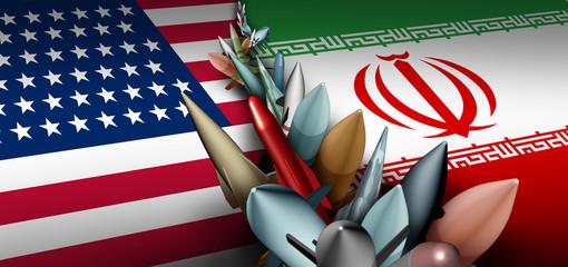 Iran US Military Crisis