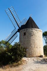 Moulin de Daudet in Fontvieille / Provence (France)