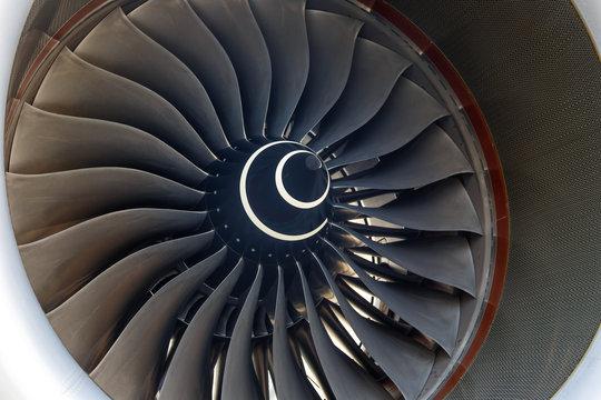 Rolls-Royce Trent XWB engine Lufthansa Airbus A350 airplane Hamburg airport