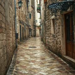 Montenegro Kotor old Town