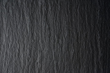 Wall Mural - Black slate background