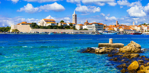 beautiful islands of Croatia - Rab