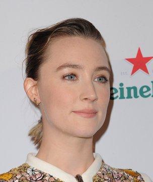 Saoirse Ronan at arrivals for BAFTA Tea Party