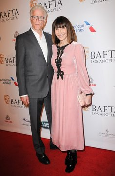Ted Danson, Mary Steenburgen at arrivals for BAFTA Tea Party