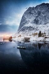 Let it snow (Lofoten)
