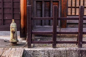 Obraz 200104さんまちZ027 - fototapety do salonu