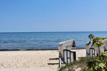 Ostseebad Sellin, Südrand, Insel Rügen