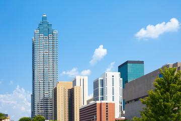 Buildings at downtown, Atlanta, Georgia, USA
