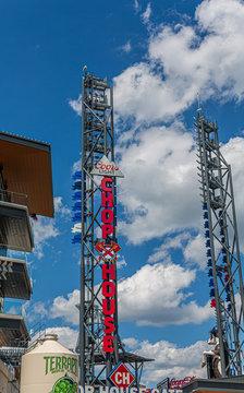 ChopHouse in Atlanta Braves Stadium
