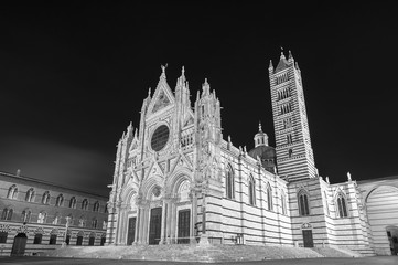 Fotomurales - Cattedrale di Siena, Siena, Tuscany, Italy