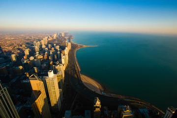 pictures of nature and chicago