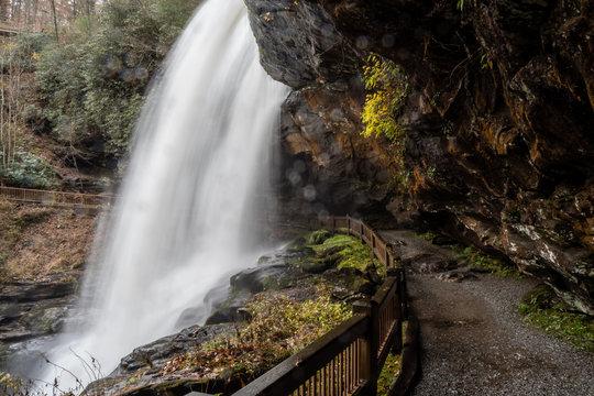 Dry Creek Falls - Highlands, North Carolina