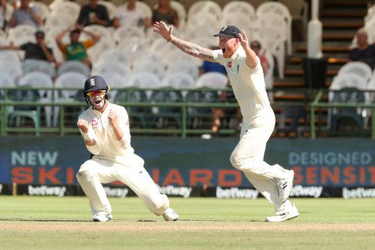 South Africa v England - Second Test
