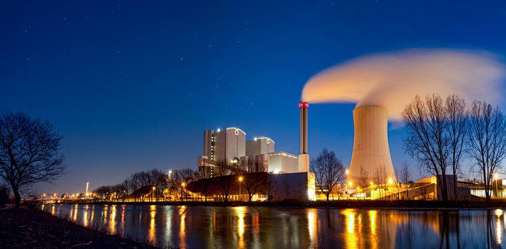 Kraftwerk Hannover Stöcken
