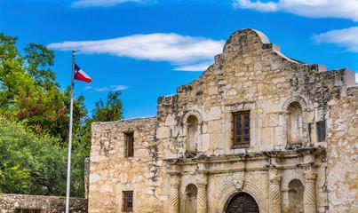 Alamo Mission Independence Battle Site San Antonio Texas