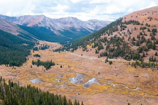 Loveland Pass, Continental Divide, Colorado
